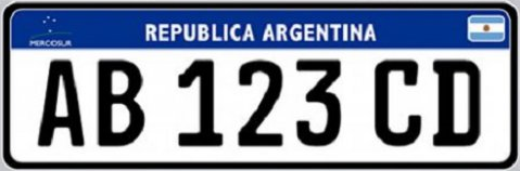 matricula actual mercosur argentina