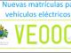 Nuevas matrículas para vehículos eléctricos en San Marino