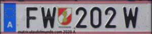 Camion de bomberos de Austria